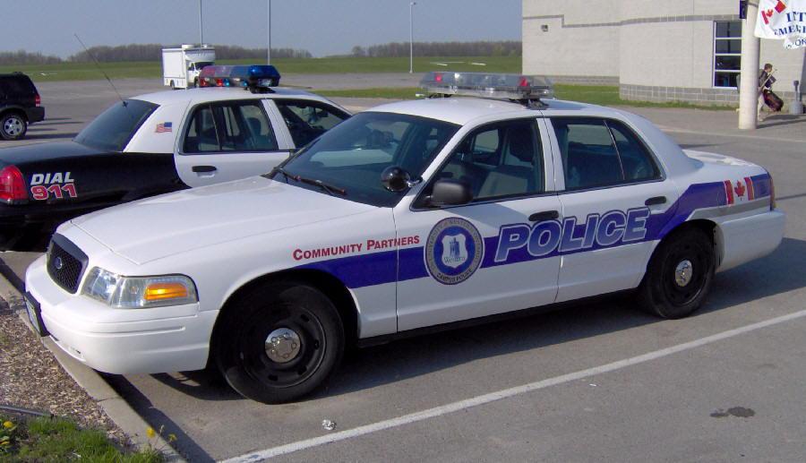 University Police   Autos Post